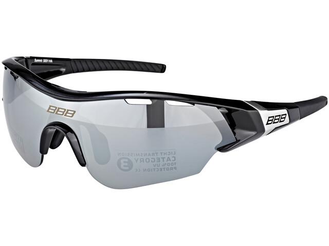 BBB Summit BSG-50 Sportbrille schwarz glanz